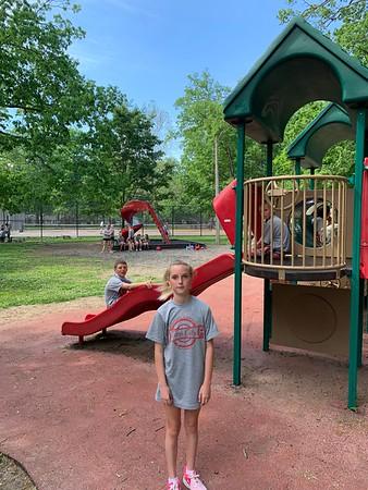 5th Grade Park Day