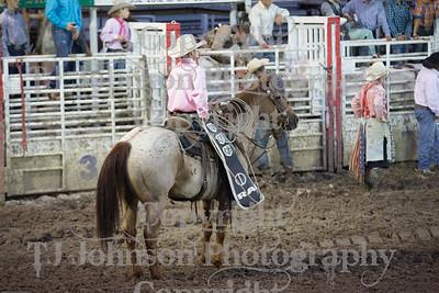 2014 Dayton Rodeo Bareback - Sunday