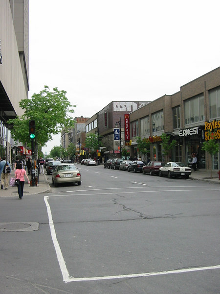 Montreal, Canada - 2003