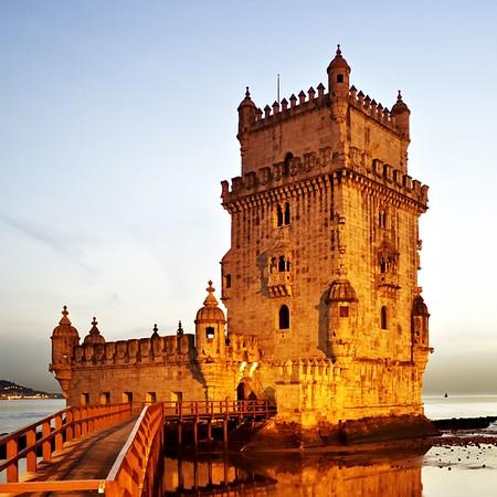 Portugalsko říjen 2014 - devátý den: Lisabon