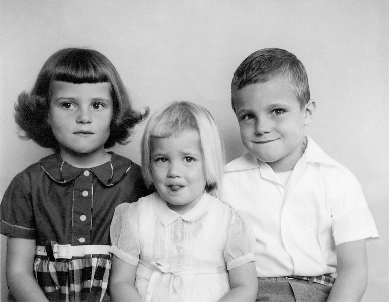 Alan, Debbie and Dana