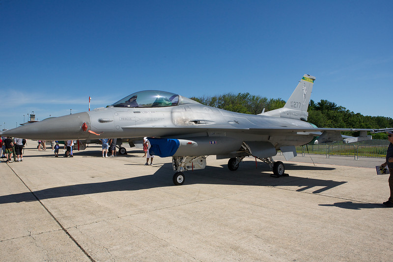 Vermont Air National Guard F-16