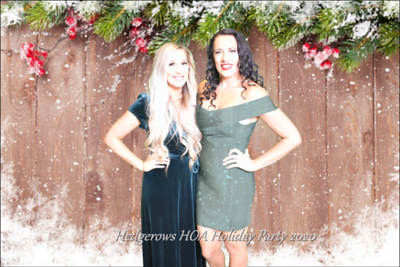 12.6.20 Hedgerows HOA Holiday Party (GS)