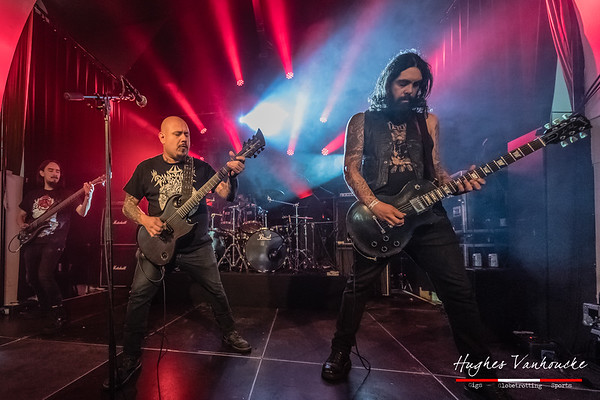 Hacavitz (MEX) @ Netherlands Deathfest 2018 - Patronaat - Tilburg - The Netherlands/Países Bajos