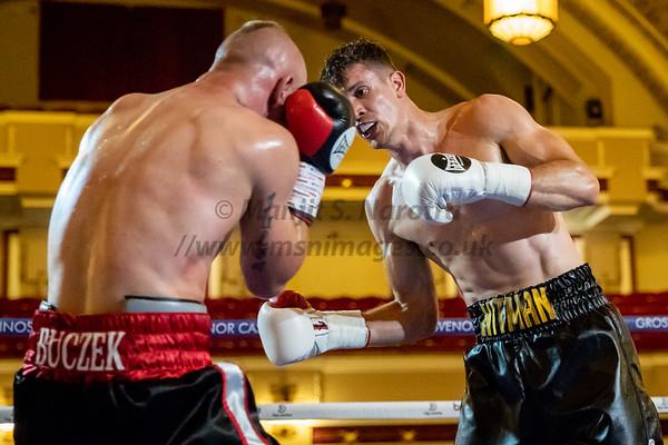 Nathan Heaney vs Patrick Burcek