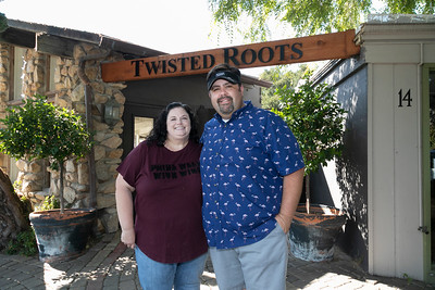 Twisted Roots Wine Club Event 9-27-20