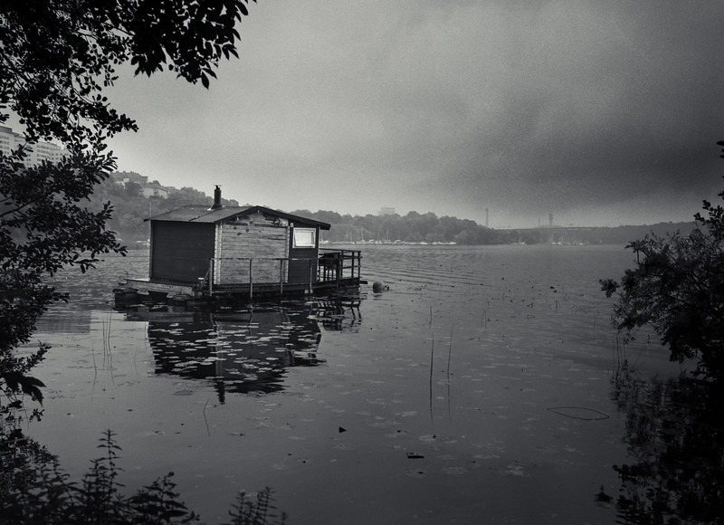 The Little Floating House