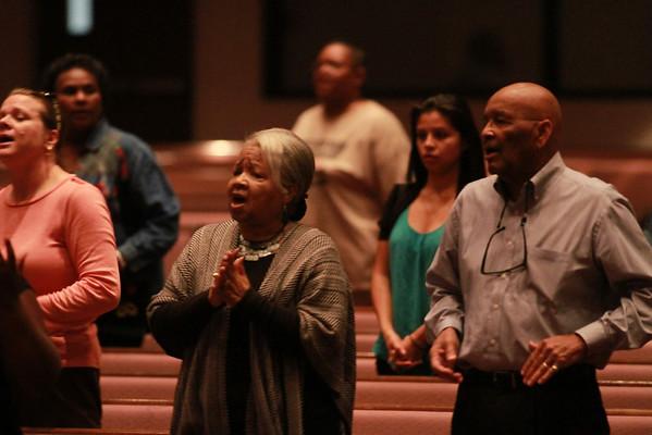 Wednesday Worship 10/23/13