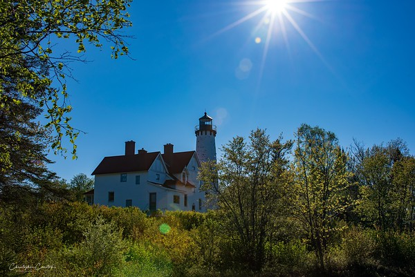 Eastern UP Lighthouse Tour May 2020