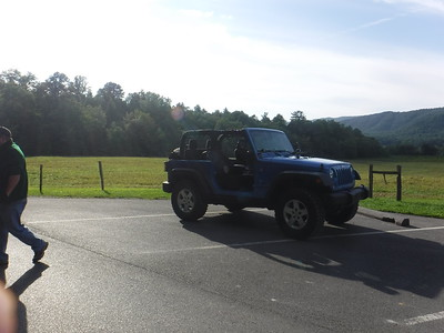 6th Annual Great Smoky Mountain Jeep Invasion Aug 2018