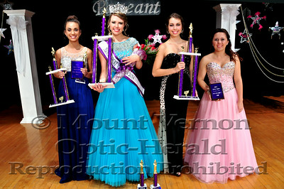 2014 Miss Mount Vernon Scholarship Pageant
