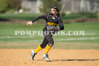 Piscataway MS (Black) v Crossroads 04-13-2016