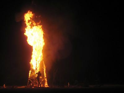 Burning Man 2007 videos