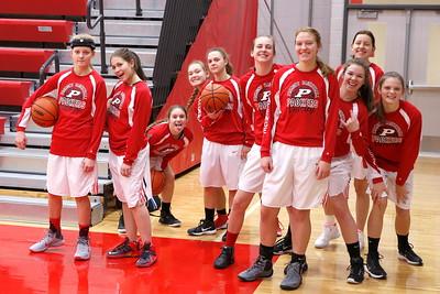 Girls Varsity Basketball - 1/9/2017 Montague