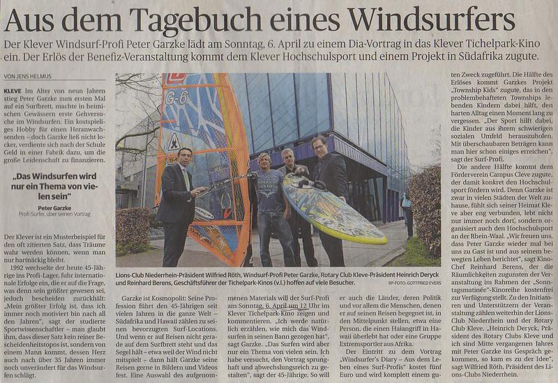 Rheinische Post 18th March 2014.jpg
