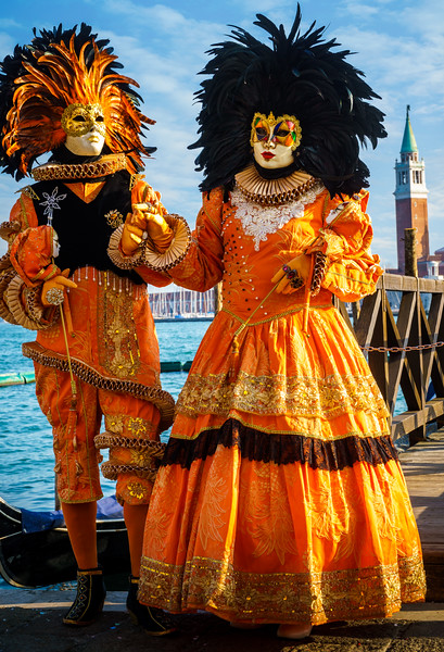 So much Venice Carnival!