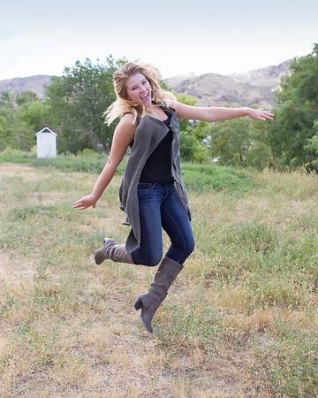 Skylie Senior Photos