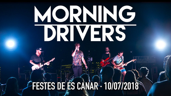 MORNING DRIVERS ES CANAR