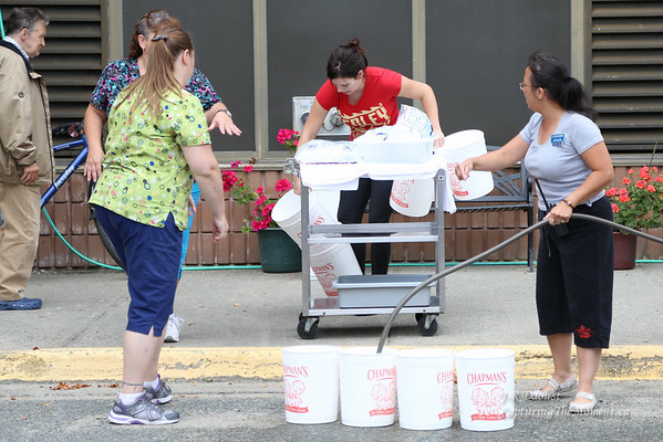 Extendicare ALS Ice Bucket Chalenge
