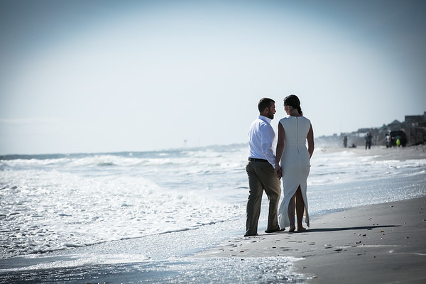 Darcy Wedding Photography Topsail