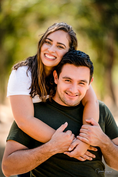Hector & Rebeca Session