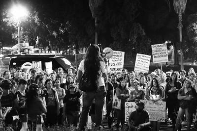 Charlotteville Solidarity Rally