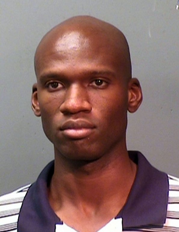 . This booking photo provided by the Fort Worth Police Department shows Aaron Alexis, arrested in September, 2010, on suspicion of discharging a firearm in the city limits. Alexis is suspected to be the shooter at the Washington D,C. Navy Yard Monday, Sept. 16, 2013. (AP Photo/ Fort Worth Police Department)