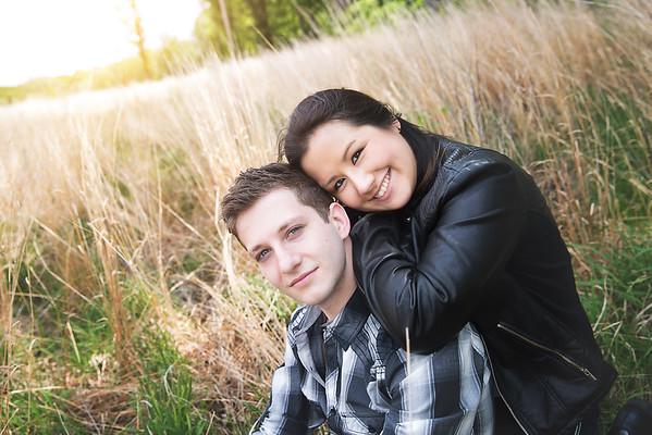 Andrew & Heather