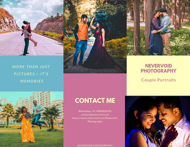 Prewedding Pricing and Packages
