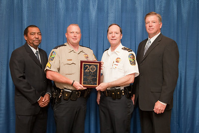 2008 Virginia Law Enforcement Challenge Awards