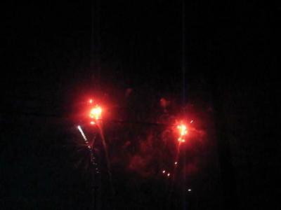 Fourth Fireworks!