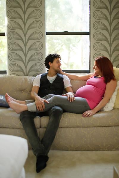 Jenny & Carlos Maternity