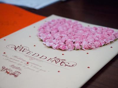 Andrew & Enn Kiat's Wedding Day