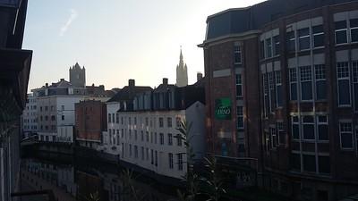 2018: Ghent, Scotland, Harwich