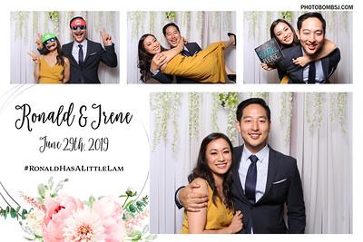 Ronald & Irene's Wedding
