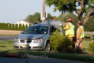 July 01, 2011, MVC, Upper Deerfield Twp. Cumberland County, Finley Rd. and Centerton Rd.