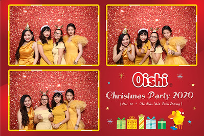Event - Oishi Christmas Party