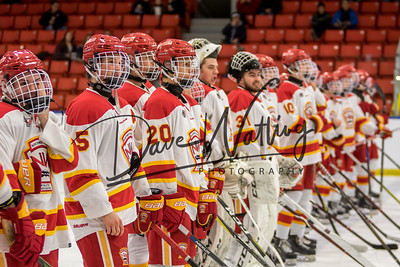Calgary Flames vs Belarus National U17