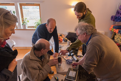 Repair Cafe (TTF) March 2018