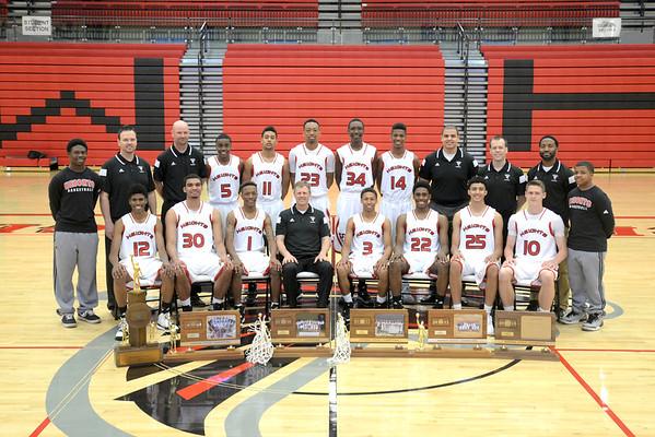 2015 Men's State Basketball Trophy