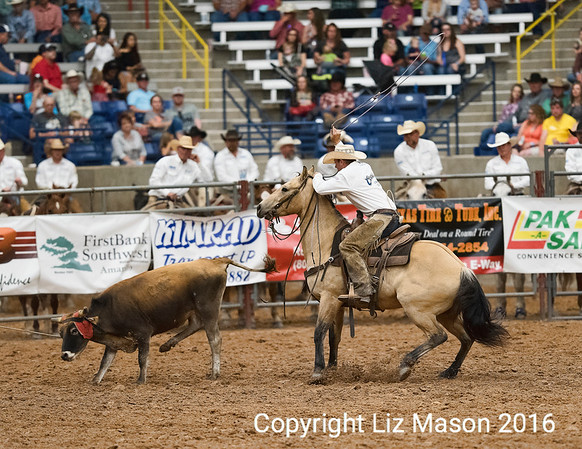 Coors Ranch Rodeo Saturday Night