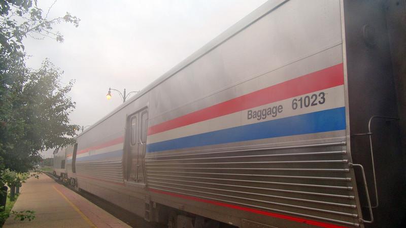 Amtrak's City of New Orleans June 14-15