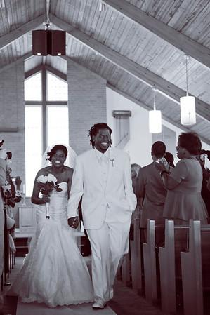Jones-Anderson Wedding