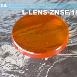 SKU: L-LENS-ZNSE/18/381, Φ18mm ZnSe Lens Focal Length 38.1mm with AR/AR Coating