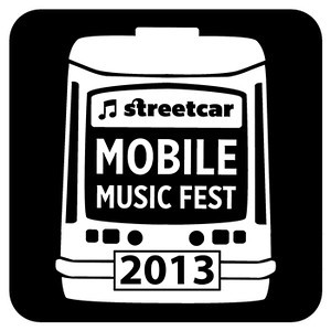 Streetcar Mobile Music Festival Map