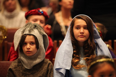 Children's Christmas Mass 2014