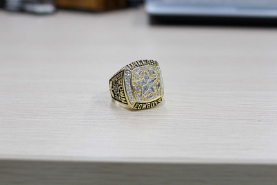 1995 dallas cowboys superbowl ring NFL