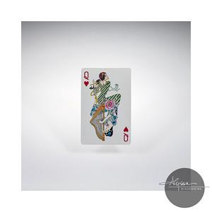 Kickstarter Rewards - Queen of Hearts (limited edition)