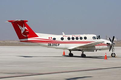 Peru Corporate Aircraft