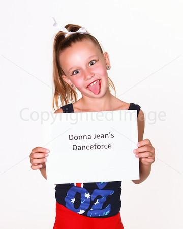 Donna Jeans Dance Force